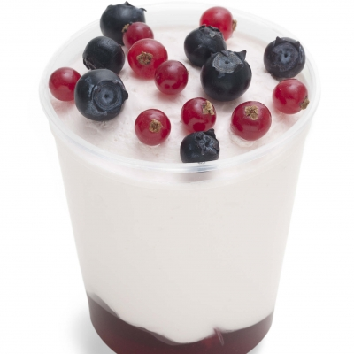 Yogurt  e frutti di bosco